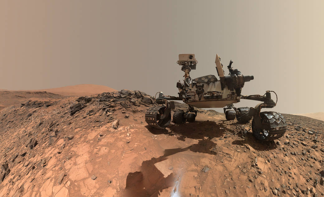 Space, Mars