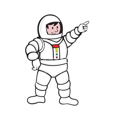 Astronaut, Spaceman