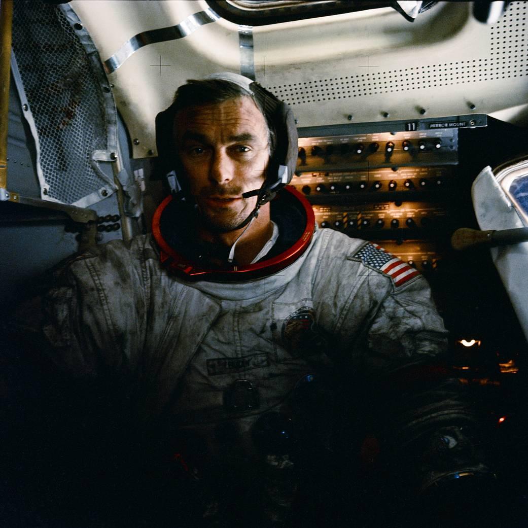 NASA Eugene Cernan