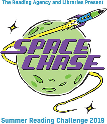 Summer Space Chase — S Y Palmer