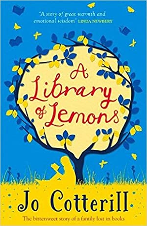 A Library of Lemons — S Y Palmer