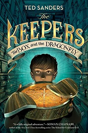 The Box and the Dragonfly (The Keepers #1) — S Y Palmer