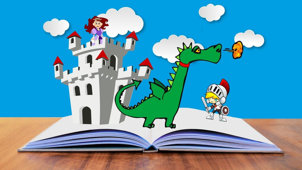 Children's Adventure Stories