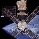 Image of the Skylab Satellite.