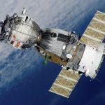 Soyuz Crew Capsule in Orbit