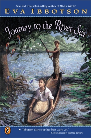 Cover of Journey to the River Sea Book